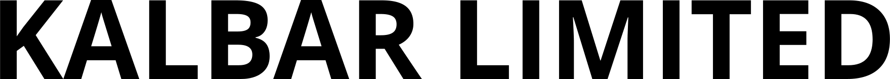Kalbar Ltd